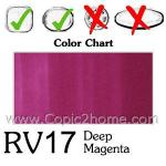 RV17 - Deep Magenta