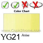 YG21 - Anise