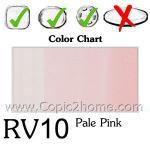 RV10 - Pale Pink