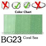 BG23 - Coral Sea