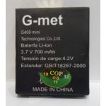 แบตเตอรี่ Gnet G409 mini