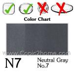 N7 - Neutral Gray No.7