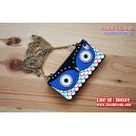 เคส iPhone 5/5s - Kate Spade สีฟ้า