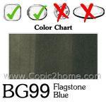 BG99 - Flagstone Blue