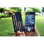เคส iPhone5s/5 ฝาประกบหน้าหลัง - ธงชาติอเมริกา