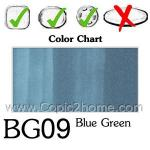 BG09 - Blue Green