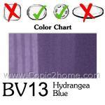BV13 - Hydrangea Blue