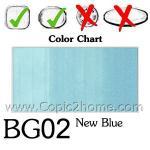 BG02 - New Blue