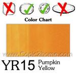 YR15 - Pumpkin Yellow