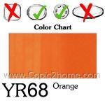 YR68 - Orange