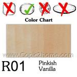 R01 - Pinkish Vanilla