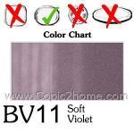 BV11 - Soft Violet