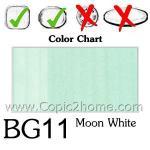 BG11 - Moon White