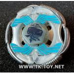 (เบย์เบลดของแท้) TAKARA TOMY Beyblade BB82-2 - Grand Cetus (T125RS Defense) RARE!!!