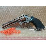 ปืนแก็ปเหล็ก PYTHON 357 (โบราณ)+ลูกแก็ป 1ถุง