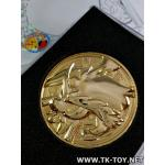 POKEMON GOLD MEDAL [KELDEO]