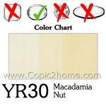 YR30 - Macadamia Nut