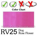 RV25 - Dog Rose Flower