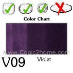 V09 - Violet