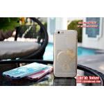 เคส iPhone 6/6S - TPU Kitty สีทอง