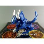 Bakugan Lumino Dragonoid Blue Aquos Gundalian Invaders [SEGA TOYS]