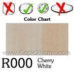 R000 - Cherry White