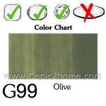 G99 - Olive