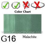 G16 - Malachite