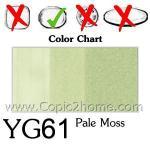 YG61 - Pale Moss