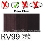 RV99 - Argyle Purple
