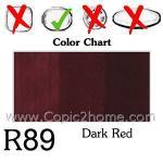R89 - Dark Red