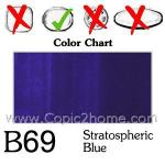 B69 - Stratospheric Blue