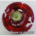 TAKARA TOMY BEYBLADE BB-47 RED EARTH EAGLE AQUILA 145WD [RARE]