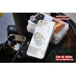 เคส iPhone 6 - TPU Heart สีขาว