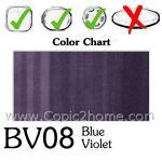 BV08 - Blue Violet