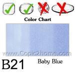 B21 - Baby Blue