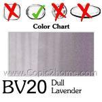 BV20 - Dull Lavender