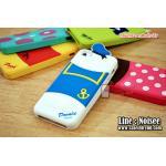 เคส iPhone4/4s - การ์ตูน โดนัลดั๊ก