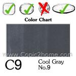 C9 - Cool Gray No.9