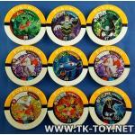 เหรียญโปเกมอน POKEMON TRETTA HOLOGRAM SET [PT-H4]