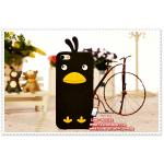 เคส iPhone5/5s ซิลิโคน Little Duck - สีเหลือง สำเนา