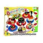 แป้งโดว์ ชุด BIRTHDAY CAKE No.5815-A
