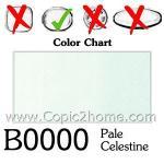 B0000 - Pale Celestine