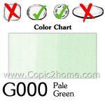 G000 - Pale Green