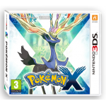 POKEMON X [ZONE US.] 3DS