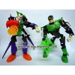 หุ่น SUPER HERO JOKER+GREEN LANTERN