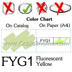 FYG1 - Fluorescent Yellow