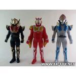 Kamen rider soft vinyl SET B