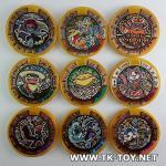 SALE!!! 50% เหรียญโยไควอช Youkai Medal Treasure