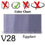 V28 - Eggplant